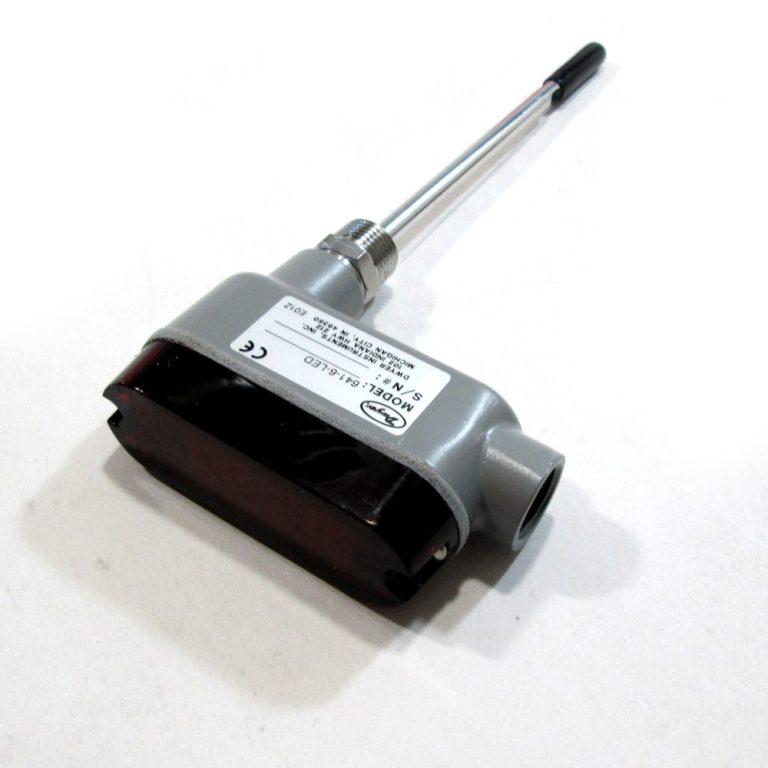 Serie EM-641 – Messumformer für Luftgeschwindigkeit temperaturkompensiert von -40 bis +100°C-1447