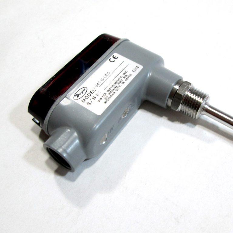 Serie EM-641 – Messumformer für Luftgeschwindigkeit temperaturkompensiert von -40 bis +100°C-1448