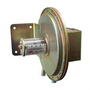 DWYER Serie 1638 Differenzdruck-Schalter ohne Anzeige-0