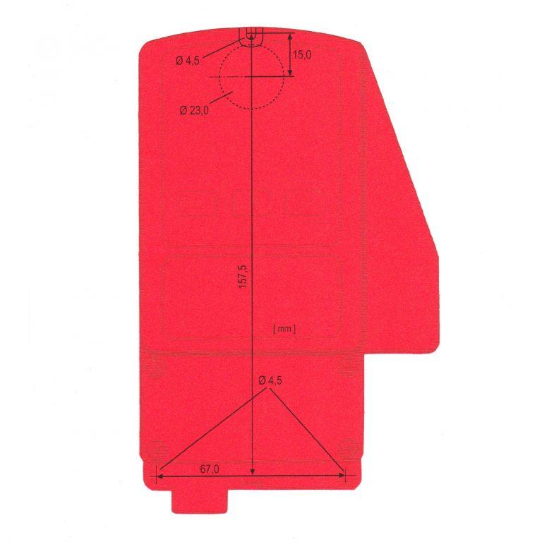 ExCos-P Differenzdruck-Transmitter für Ex-Zonen mit Digitalanzeige-1031