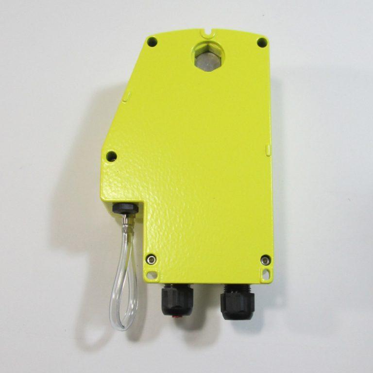 ExBin-P Differenzdruck-Schalter für Ex-Zonen mit Digitalanzeige-959