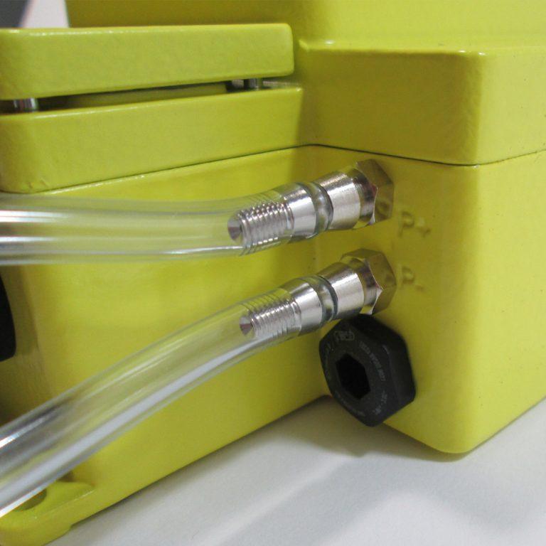 ExBin-P Differenzdruck-Schalter für Ex-Zonen mit Digitalanzeige-958