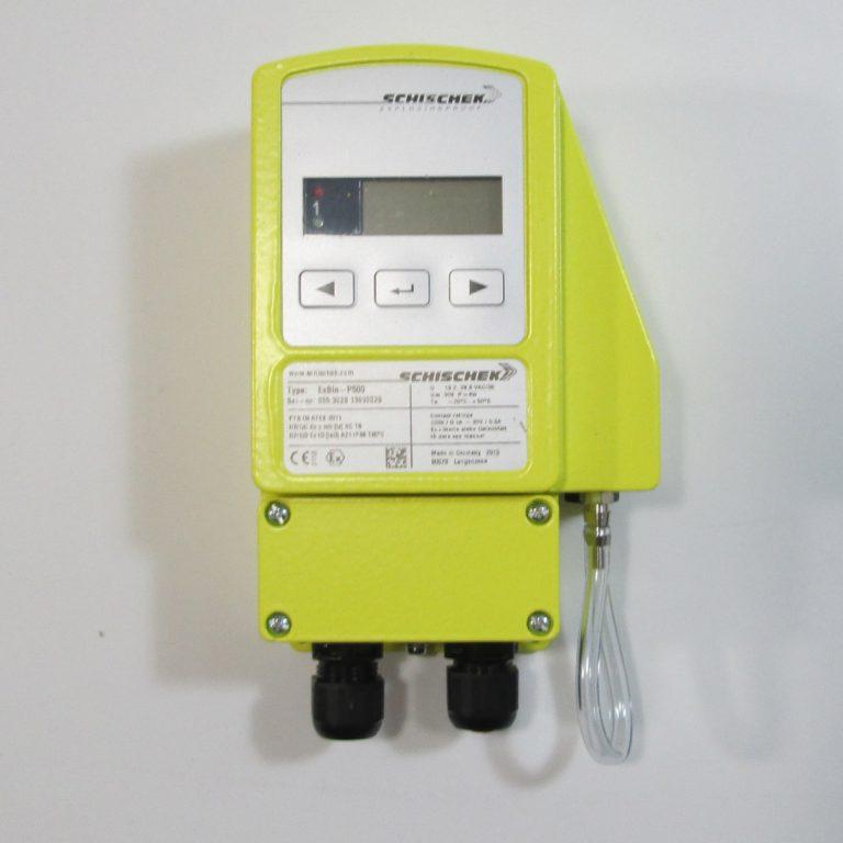 ExBin-P Differenzdruck-Schalter für Ex-Zonen mit Digitalanzeige-961
