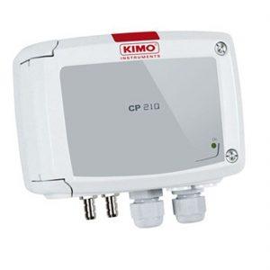 KIMO CP210-R Messumformer für Differenzdruck, optional mit Strömungsfunktion-1155