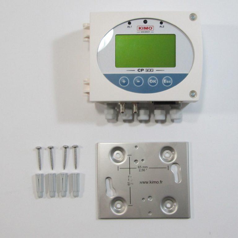 KIMO CP300 Messumformer für Differenzdruck und Temperatur, optional mit Strömungsfunktion-968