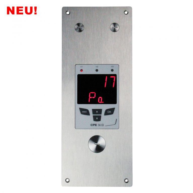KIMO CPE310-S Differenzdruck- und Multifunktions-Messumformer für Reinraumüberwachung-0