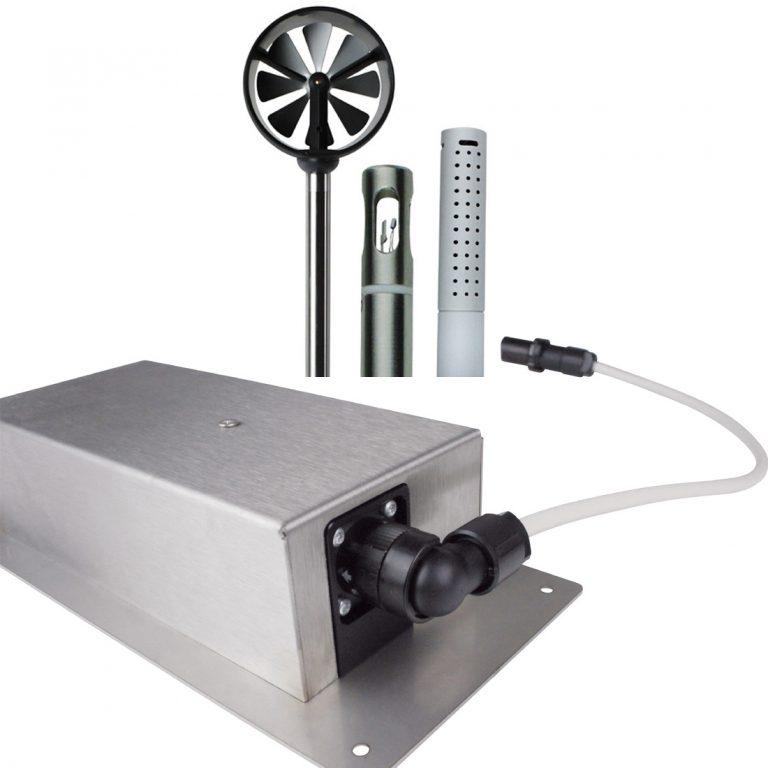 KIMO CPE310-S Differenzdruck- und Multifunktions-Messumformer für Reinraumüberwachung-1499