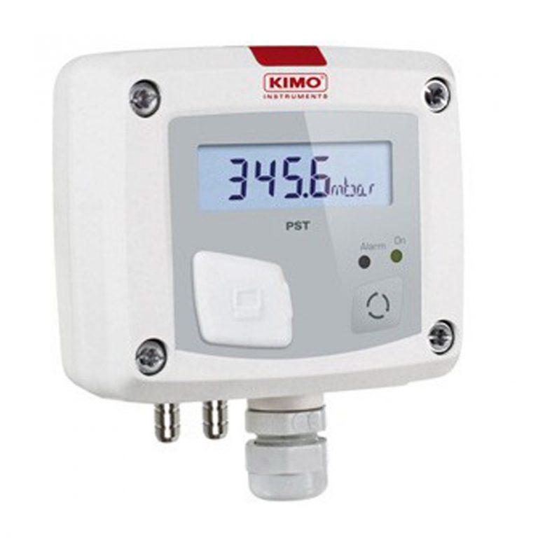 KIMO PST Digitales Manometer mit Anzeige und einem Schaltkontakt-0
