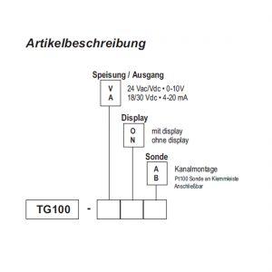 KIMO TG100 Temperaturtransmitter-255