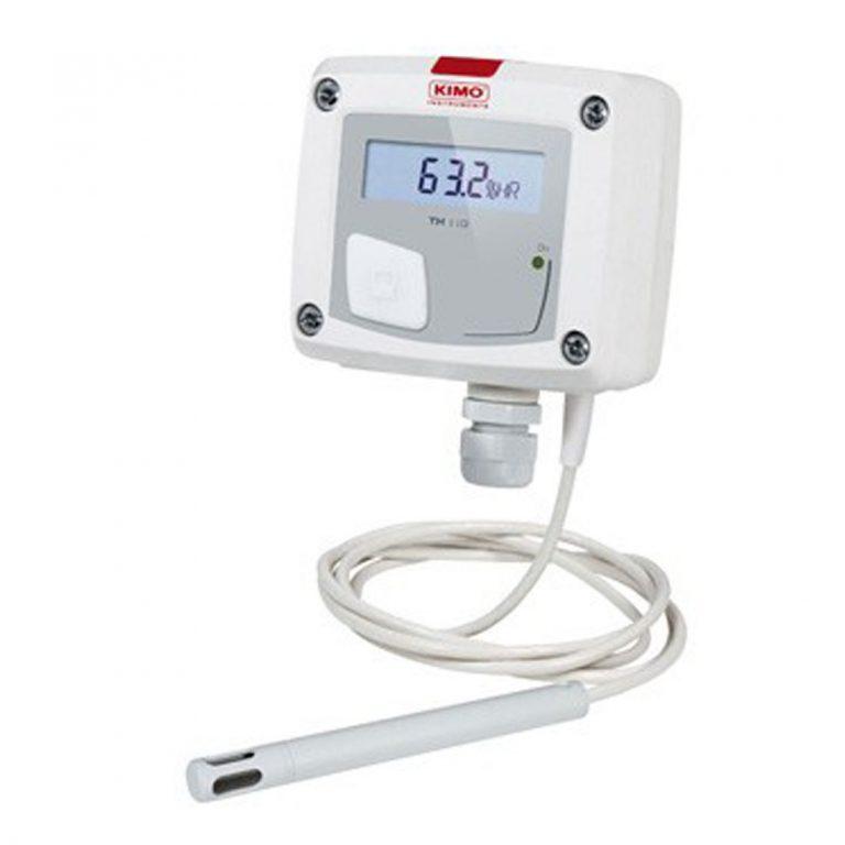 KIMO TH110 Temperatur- und Feuchtetransmitter-0