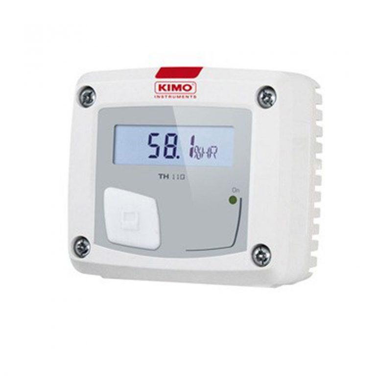KIMO TH110 Temperatur- und Feuchtetransmitter-1190