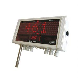 KIMO THA300 Temperatur- und Feuchtetransmitter ohne Sonde-0