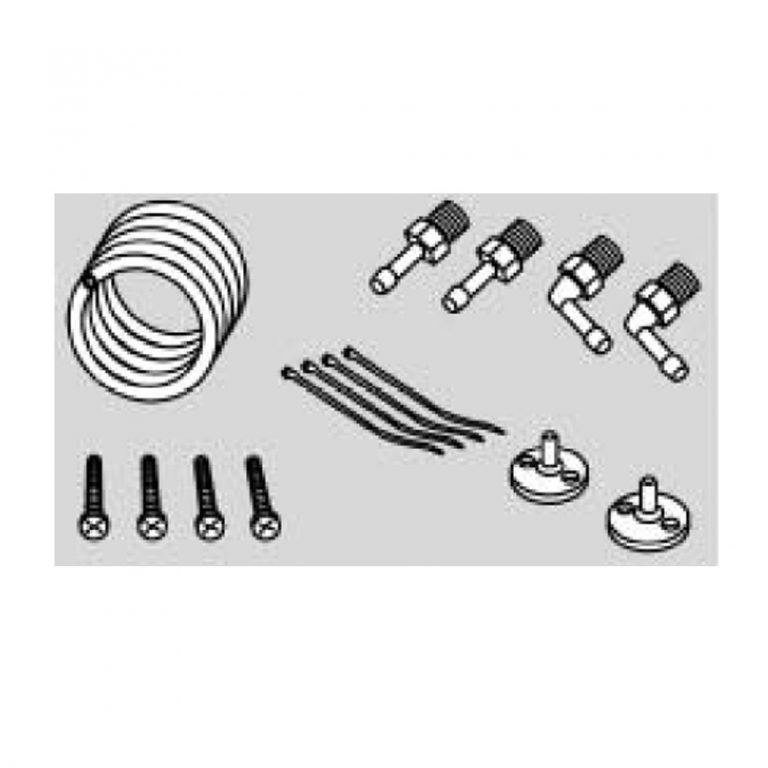 Set für Befestigung und Anschluss Serie DGU Differenzdruck-Schalter-0