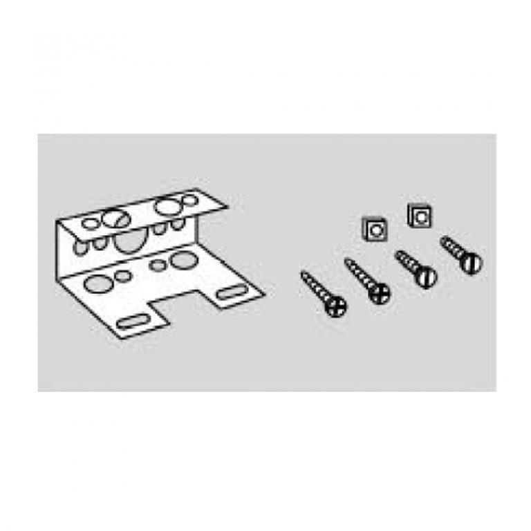 Montagewinkel für Serie DGU Differenzdruck-Schalter-0