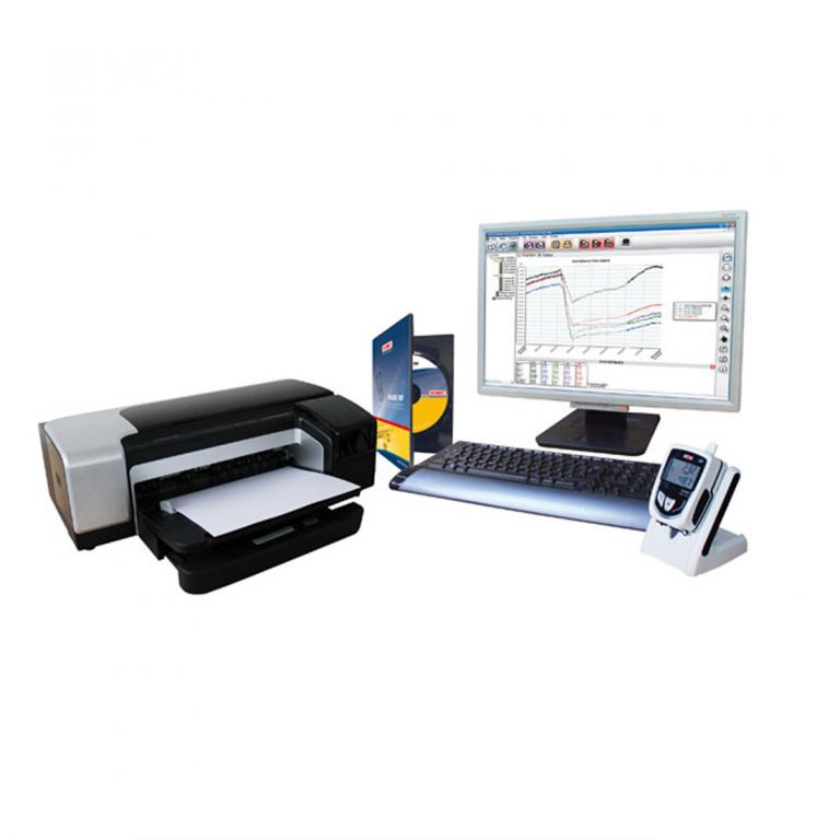 KIMO Set KILOG-FR Funkdatenlogger-Software mit Funk-Basisstation und USB-Kabel-434