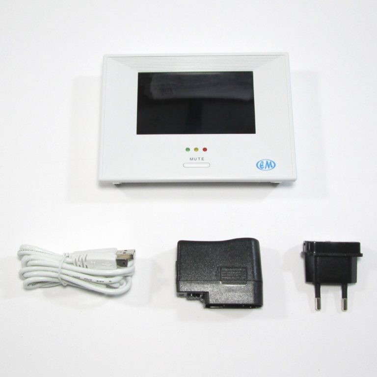 EMAQ-31 Multiparameter-Luftgüteampel CO2, Temperatur, Feuchte-863