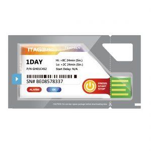 ITAG 3-PRO 1 Tag Einweg-Datenlogger Temperatur, VPE 20 Stk.-0