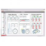 KIMO AKIVISION Monitoring- (A) und Data Processing (E) Software (m. safety key)-283