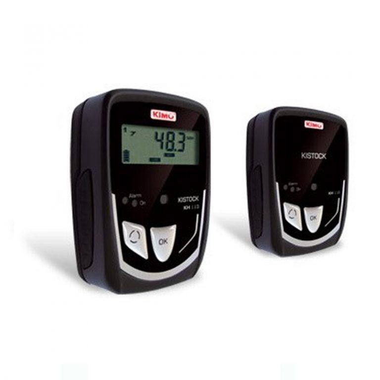 KIMO KH-110-A Datenlogger Temperatur, Feuchte, Licht (interner Sensor)-0