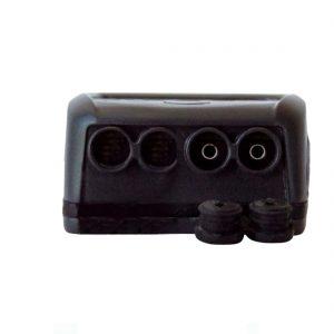 KIMO KH-210-A Datenlogger Temperatur, Feuchte, Licht (interner Sensor), Temperatur, Strom, Spannung (optional über 2x Klinke 2,5 stereo)-425