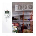 KIMO KH-250-A IP65 Datenlogger Temperatur, Feuchte, Licht (interner Sensor), Temperatur, Strom, Spannung (optional über 2x Klinke 2,5 stereo)-393