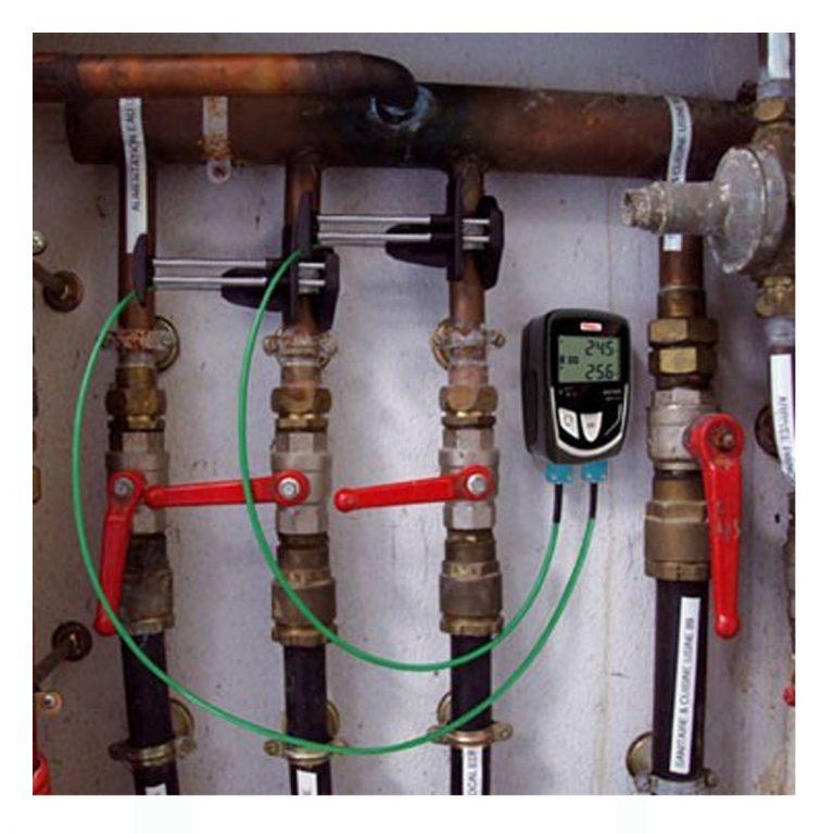 KIMO KTT-310 Datenlogger Temperatur (optional über 2x Thermoelement-Eingänge)-396