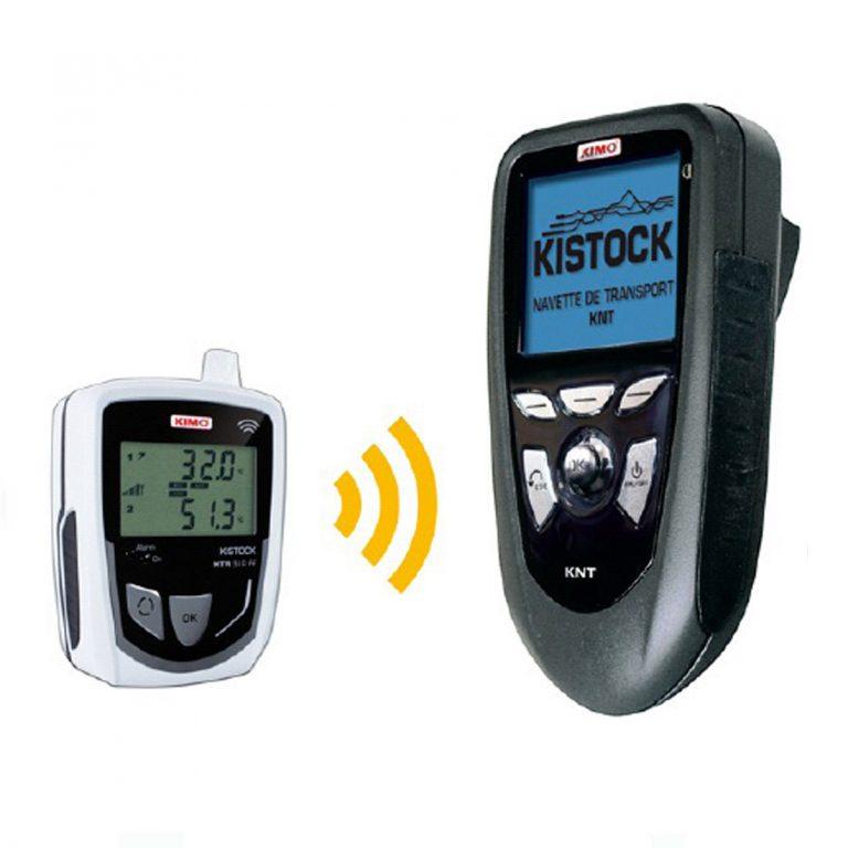 KIMO KNT 310 Datensammler für KIMO Datenlogger und Funkdatenlogger-432