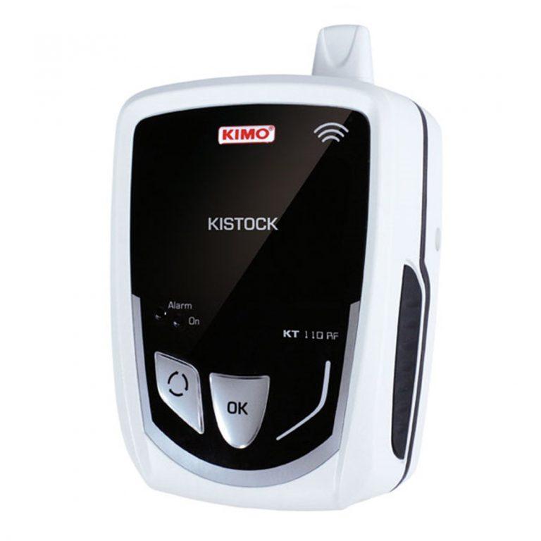 KIMO KT-110-RF IP 65 Funkdatenlogger Temperatur (interner Sensor), Temperatur NTC, Strom, Spannung, Puls (optional über 1x 8-poliger Mini-DIN)-463