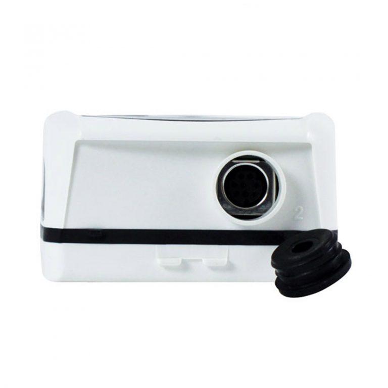 KIMO KT-110-RF IP 65 Funkdatenlogger Temperatur (interner Sensor), Temperatur NTC, Strom, Spannung, Puls (optional über 1x 8-poliger Mini-DIN)-465