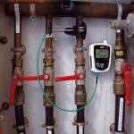 KIMO KTT-310-RF IP 54 Funkdatenlogger Temperatur (optional über 2x Thermoelement-Eingänge)-474