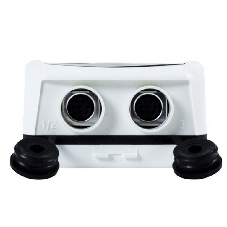 KIMO KTU-210-RF IP 65 Funkdatenlogger Strom, Spannung, Puls (optional über 2x 8-poliger Mini-DIN)-476