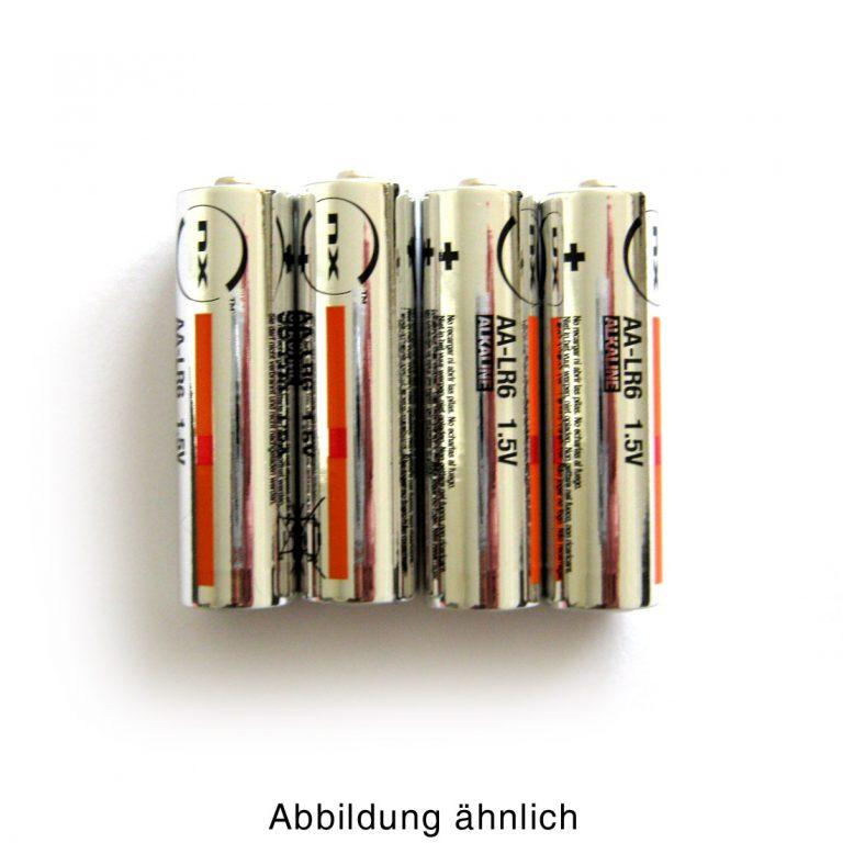 JAC Satz 4 LR6 wiederaufladbare Batterien für Klasse 200 und 300-0