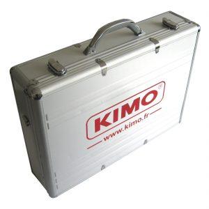 Aluminiumtransportkoffer für Handmessgeräte der Klasse 300 -0