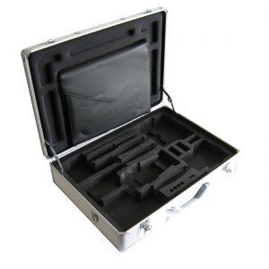 Aluminiumtransportkoffer für Handmessgeräte der Klasse 300 -655