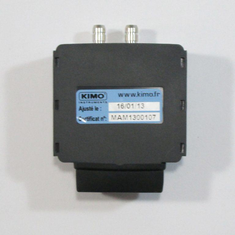MDP-10000 Differenzdruckmodul -10000 bis +10000 Pa mit 1x Thermoelementeingang (-200 bis +1300°C)-980
