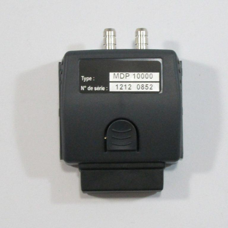 MDP-10000 Differenzdruckmodul -10000 bis +10000 Pa mit 1x Thermoelementeingang (-200 bis +1300°C)-982