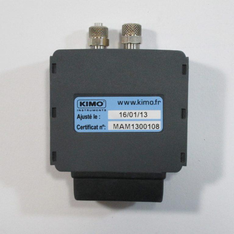MDP-500M Differenzdruckmodul -500 bis +500 mbar mit 1x Thermoelementeingang (-200 bis +1300°C)-978