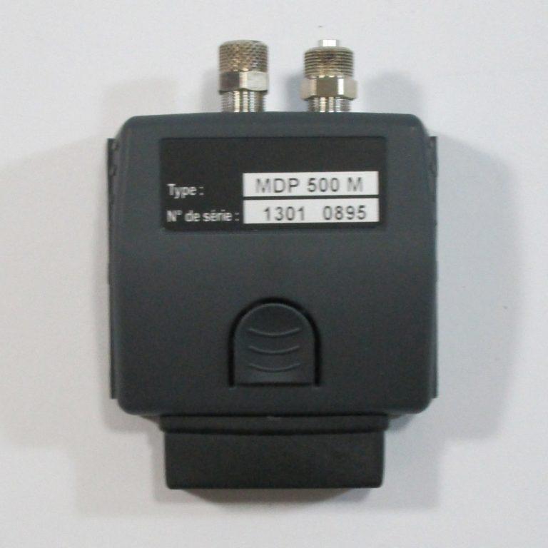 MDP-500M Differenzdruckmodul -500 bis +500 mbar mit 1x Thermoelementeingang (-200 bis +1300°C)-977