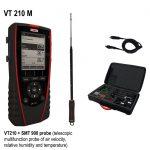 KIMO VT 210 Multifunktionsthermoanemometer, Hygrometer-1807