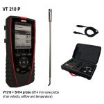 KIMO VT 210 Multifunktionsthermoanemometer, Hygrometer-1800
