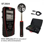 KIMO VT 210 Multifunktionsthermoanemometer, Hygrometer-1802