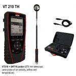 KIMO VT 210 Multifunktionsthermoanemometer, Hygrometer-1803