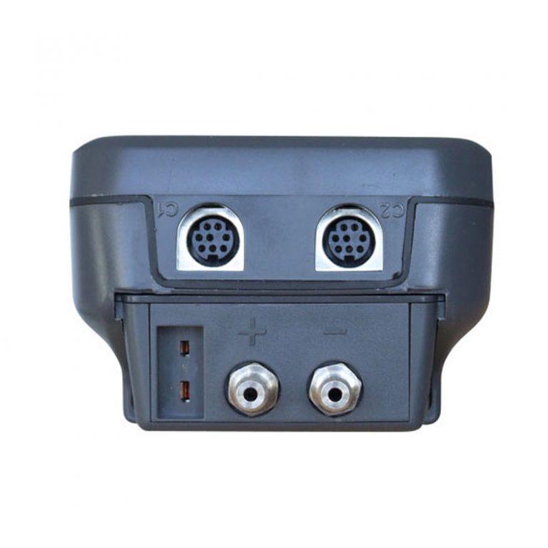 MDP-2000M Differenzdruckmodul -2000 bis +2000 mbar mit 1x Thermoelementeingang (-200 bis +1200°C)-522