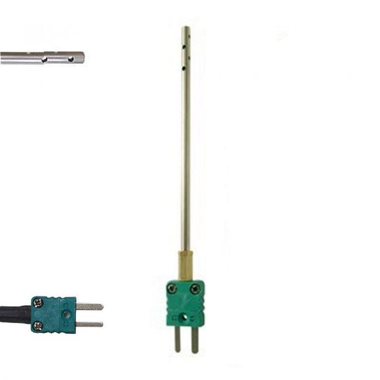 SKA-110 Klasse 1 Thermoelement K Umgebungsmessfühler (-40 bis +80°C)-0