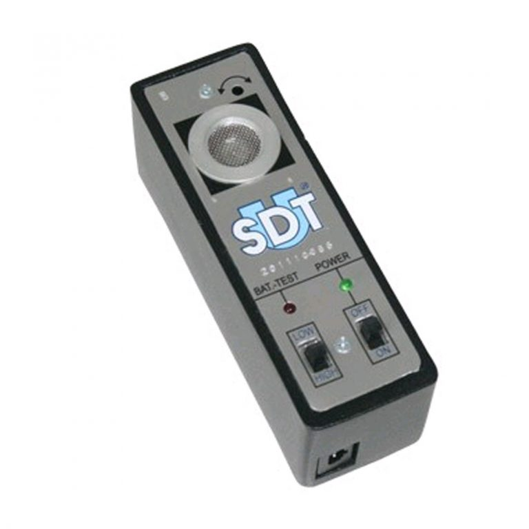 Mobiler Ultraschall- Sender EM-Bi-Sonic für FLEX.US-0