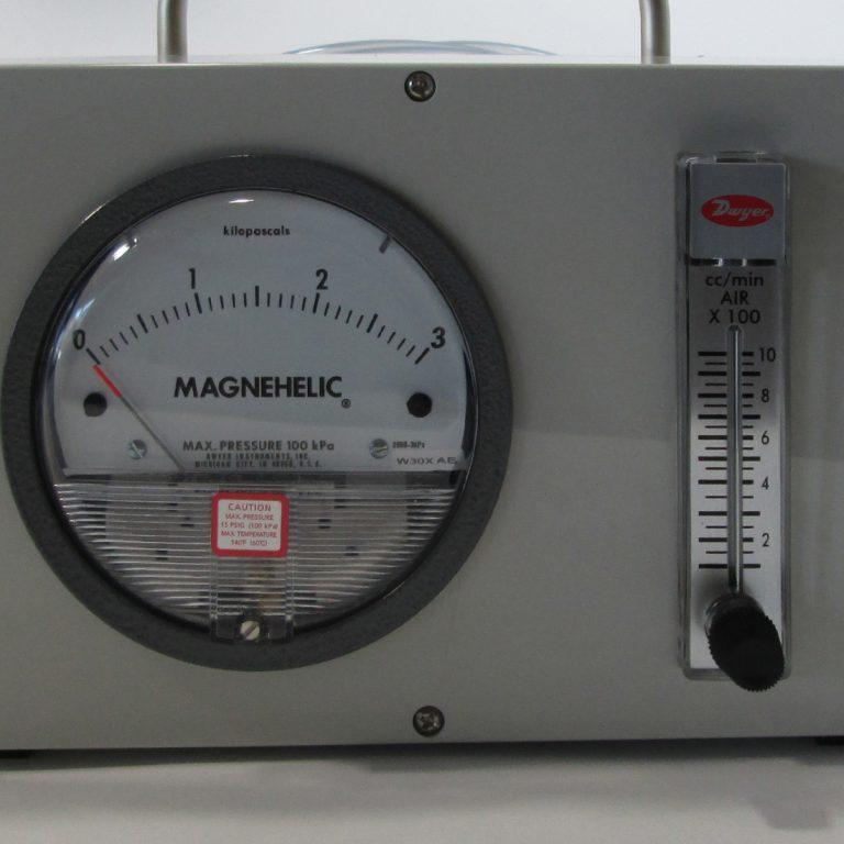DSP-3 – Dichtsitzprüfgerät für Lecktests am eingebauten Filter-1011