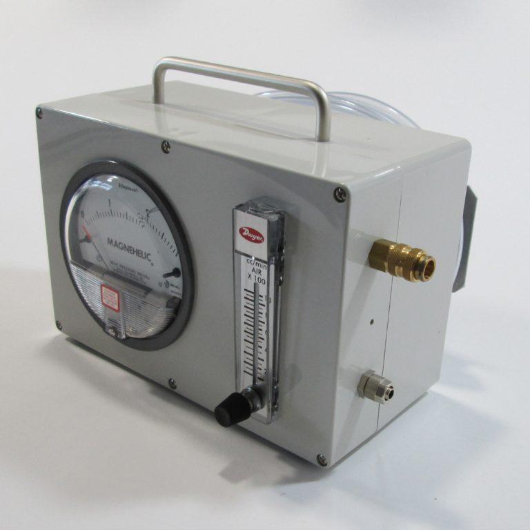 DSP-3 – Dichtsitzprüfgerät für Lecktests am eingebauten Filter-1012
