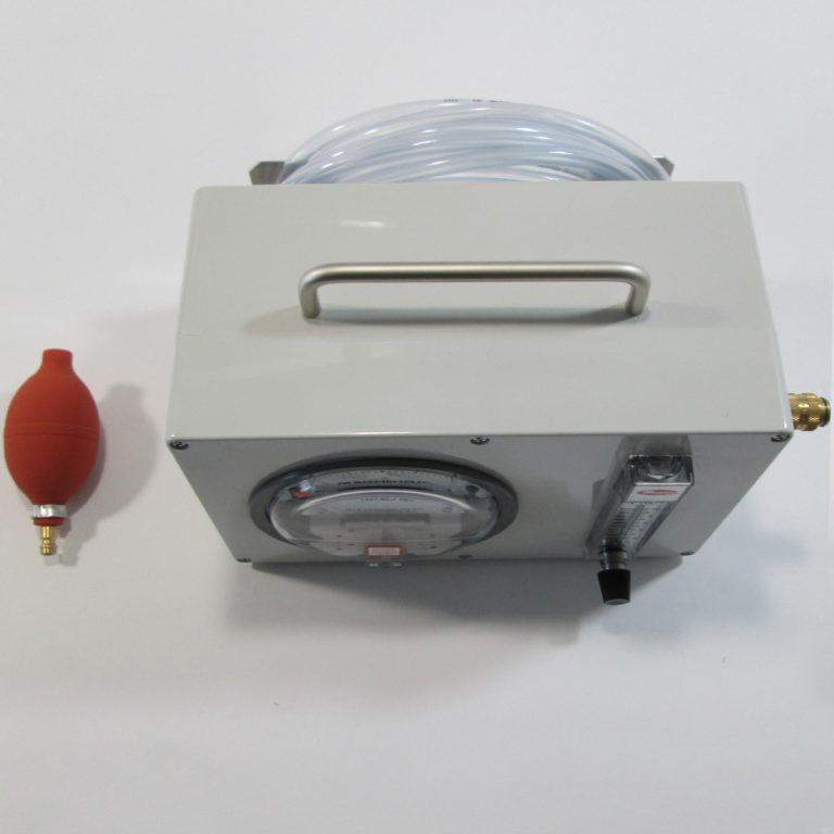 DSP-3 – Dichtsitzprüfgerät für Lecktests am eingebauten Filter-1014