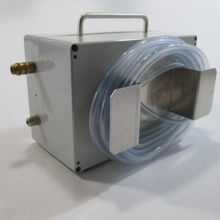 DSP-3 – Dichtsitzprüfgerät für Lecktests am eingebauten Filter-1013
