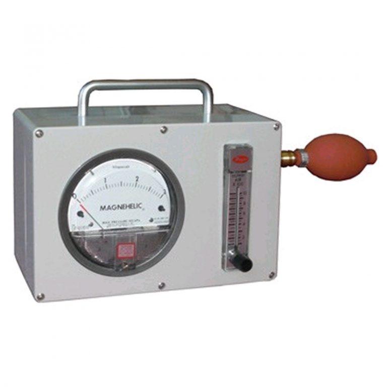 DSP-3 – Dichtsitzprüfgerät für Lecktests am eingebauten Filter-0